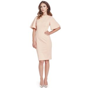 🇨🇦 Bell Sleeve Ponte Dress Canadian Designer 2
